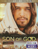 Son Of God (Blu-ray + DVD + UltraViolet) Blu-ray