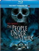 People Under The Stairs, The (Blu-ray + UltraViolet) Blu-ray