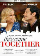 They Came Together (DVD + UltraViolet)  Movie