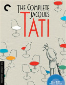 Complete Jacques Tati, The: The Criterion Collection Blu-ray
