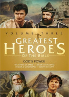 Greatest Heroes Of The Bible: Gods Power - Volume Three Movie