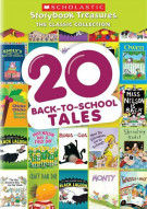 Scholastic Storybook Treasures: 20 Back-To-School Tales Movie