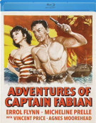 Adventures Of Captain Fabian Blu-ray