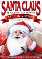 Santa Claus Is Comin To Town: 45th Anniversary Collectors Edition Movie