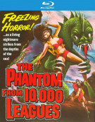 Phantom From 10,000 Leagues, The Blu-ray
