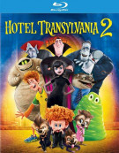 Hotel Transylvania 2  (Blu-ray + DVD + Ultraviolet) Blu-ray