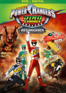 Power Rangers Dino Charge: Resurgence (DVD + UltraViolet) Movie