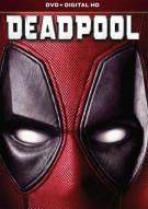Deadpool (DVD + UltraViolet) Movie