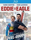 Eddie The Eagle (Blu-ray + DVD + UltraViolet) Blu-ray