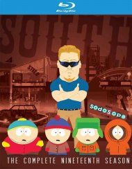 South Park: The Complete Nineteenth Season Blu-ray