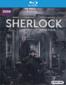 Sherlock: Season Four Blu-ray