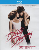 Dirty Dancing: 30th Anniversary Edition (Blu-ray + DVD Combo + UltraViolet) Blu-ray