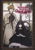 Mystic Archives of Dantalian, The: The Complete Series Movie