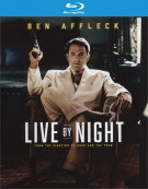 Live by Night (Blu-ray + UltraViolet) Blu-ray
