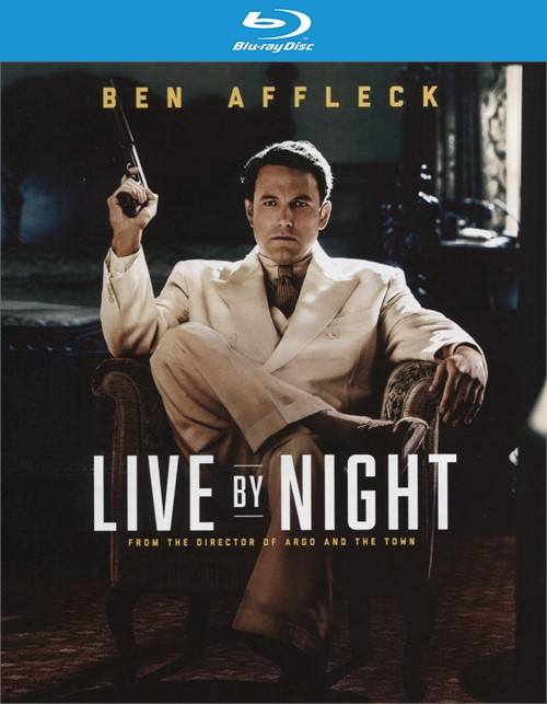 Live by Night (Blu-ray + UltraViolet) Blu-ray