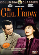 His Girl Friday (Columbia) Movie