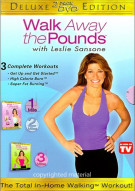Walk Away The Pounds: 3 Complete Workouts Movie