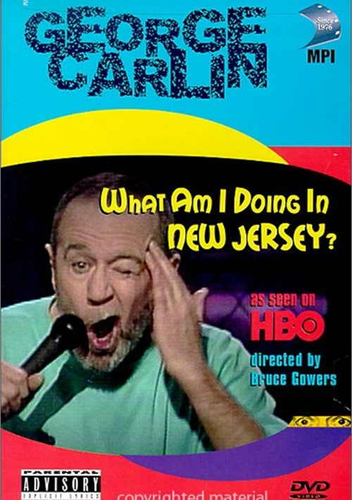 George Carlin: What Am I Doing In New Jersey? Movie
