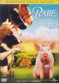 Babe: Special Edition (Widescreen) Movie