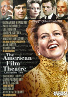 American Film Theatre Collection Two, The Movie