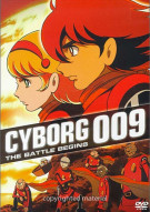 Cyborg 009: The Battle Begins Movie