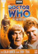 Doctor Who: The Two Doctors Movie