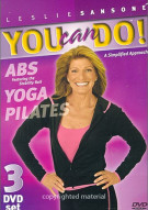 Leslie Sansone: You Can Do! 3 Pack Movie