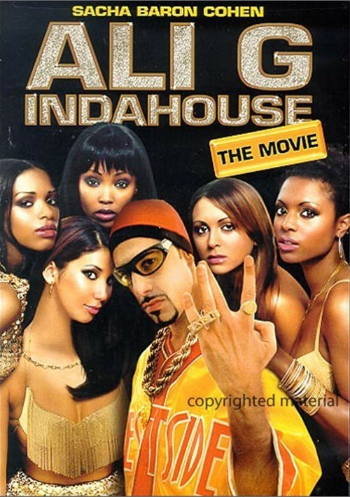 Ali G Indahouse: The Movie (Fullscreen) Movie