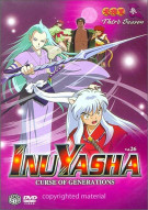 Inu-Yasha: Curse Of Generations - Volume 26 Movie