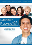 Everybody Loves Raymond: The Complete Third Season Movie