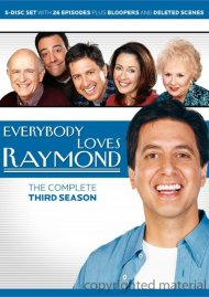 Everybody Loves Raymond: The Complete Third Season Movie