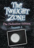 Twilight Zone: The Definitive Edition - Season 3 Movie