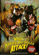 When Puppets And Dolls Attack! Movie