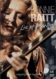 Bonnie Raitt: Live At Montreux 1977 Movie