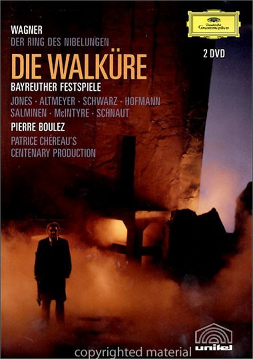 Wagner:  Die Walkure Movie