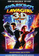 Adventures Of Sharkboy And Lavagirl In 3-D, The Movie