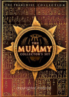 Mummy Collectors Set, The Movie