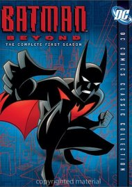 Batman Beyond: Season 1 Movie