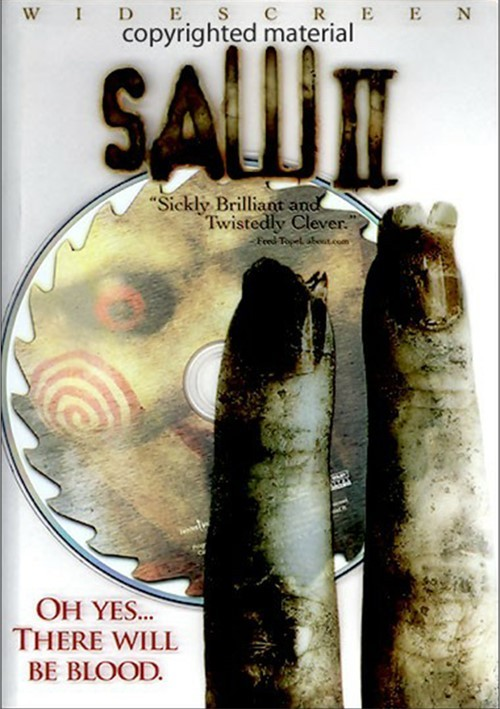 Saw II (Widescreen) Movie