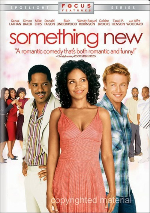 Something New (Fullscreen) Movie