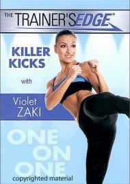 Trainers Edge, The: Killer Kicks With Violet Zaki Movie