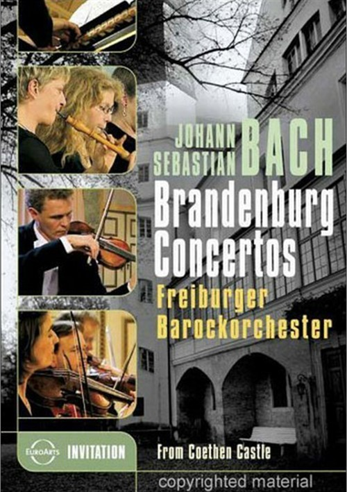Bach: Brandenburg Concertos - Freiburger Barockorchester Movie