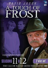 Touch Of Frost, A: Seasons 11 & 12  Movie