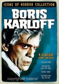 Boris Karloff: Icons Of Horror Movie