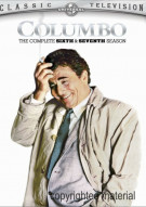 Columbo: The Complete Sixth & Seventh Seasons Movie