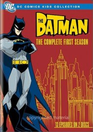 Batman, The: The Complete Seasons 1 - 3 Movie