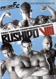 Pride FC: Bushido Volume 8 Movie