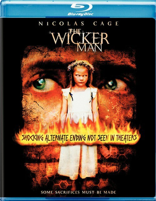 Wicker Man, The: Unrated Blu-ray