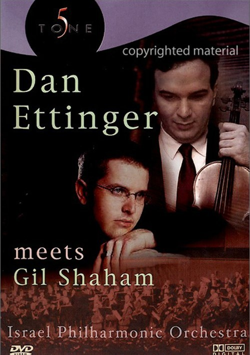 Dan Ettinger Meets Gil Shaham: Cto. No. 1 In C Major Movie