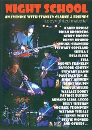 Night School: An Evening With Stanley Clarke & Friends Movie